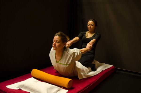 Masaje Thai Liang Xin